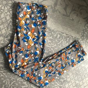 Daffy Duck Disney LuLaRoe Leggings